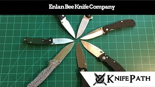 Budget EDC Knife Company Review #1 - Enlan Bee Knives