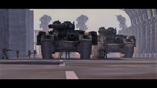 Imperial Guard Factory Defense [Pt.2]- Cinematic Assault Squad 2