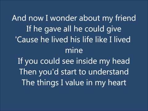 Green Day - J.A.R. (Jason Andrew Relva) lyrics