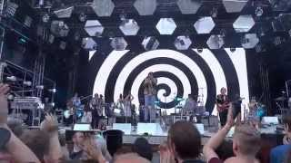 Arcade Fire - Flashbulb Eyes - live in Dresden Junge Garde