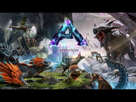 ARK: Aberration Expansion Pack Launch Trailer! thumbnail