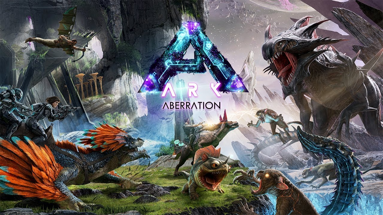 ARK: Survival Evolved - Aberration Launch Trailer - System Requirements