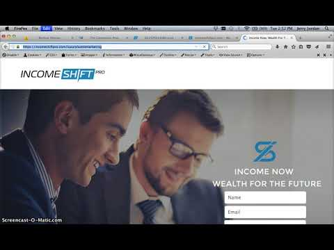 #myEconTraining  myEcon Training 2018 How To Get More Sign Ups Income Shift Pro