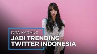 Dita Karang, Gadis Asal Yogyakarta Jadi Anggota Girl Group K-Pop, Jadi Trending Twitter Indonesia
