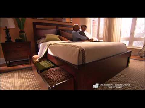 American Signature Furniture Commercial (2011) (Television Commercial)