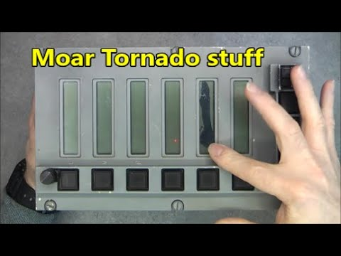 Tornado Recce control panel teardown