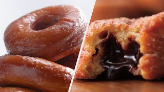 Delicious Recipes For Donut Lovers • Tasty