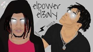 تحميل اغاني مهرجان لما الباور اتملي تايسون و موزه توزيع الخضري elpower el3aly taison ft mooza MP3