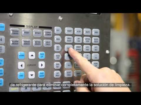 (ES)Refrigerante de máquinas herramienta: Herramientas para manejar el refrigerante
