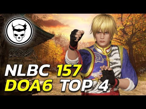 Dead or Alive 6 Tournament - Top 4 Finals - NLBC 157 (TIMESTAMPS)