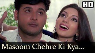 Masoom Chehre Ki Kya Baat - Ansh Songs - Abbas - Shama