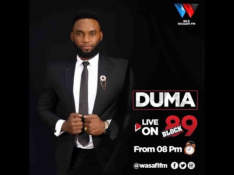 #LIVE : BLOCK 89 EXCLUSIVE INTERVIEW WITH DUMA - NOV 13. 2019