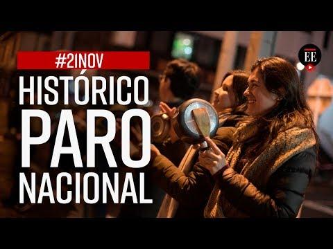 Paro nacional: historicas marchas en Colombia y el mundo - El Espectador