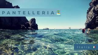 PANTELLERIA, PERLA NERA DEL MEDITERRANEO