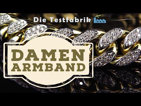 💎 Die edelsten Diamant Armbänder (2019) – 🏆 Top 3 Diament Armbänder für Damen / Frauen
