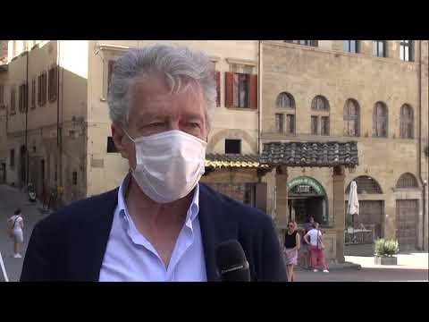 Il sindaco Ghinelli sulla situazione della Ss Arezzo