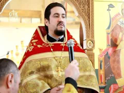 Проповедь в неделю о блудном сыне 2011