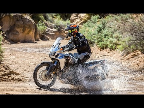 Honda Africa Twin Review at RevZilla.com