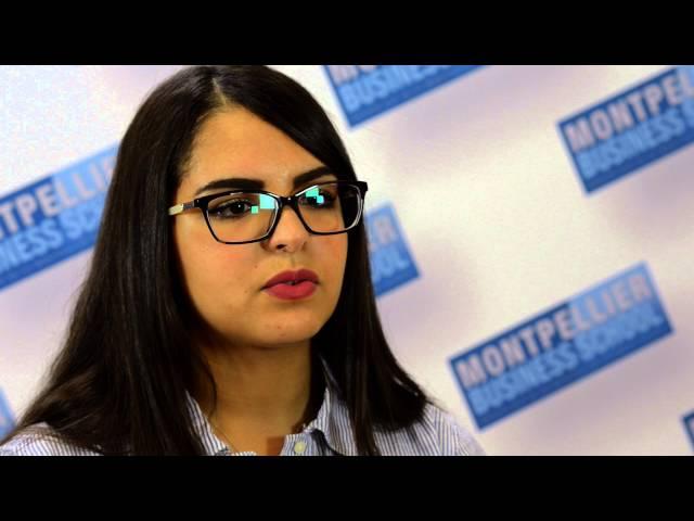 Témoignage – Hasnae Serghini (Etudiante en 2e année de Bachelor 2016)