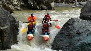 Altai Rafting Whitewater Мажой Чуя Алтай Сплав