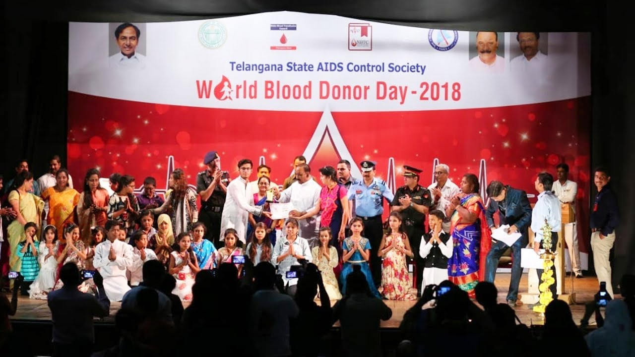 TSCS World Blood Donor Day 2018