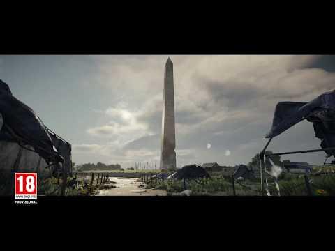 The Division 2 Gamescom 2018 Cinematic Trailer