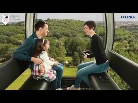 Leitner construira la télécabine pour l'IGA Berlin 2017