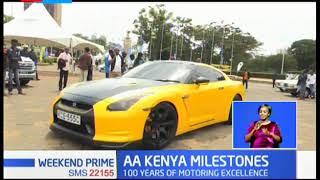 AA Kenya Milestone: 100 years of motoring excellence