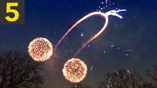 Top 5 Weird & Amazing Fireworks