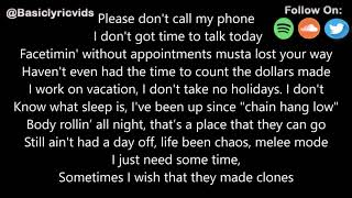 Russ   Some Time (Lyrics)