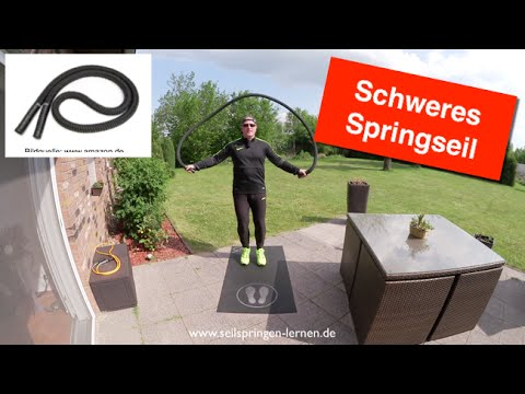 SCHWERES SPRINGSEIL - Battle Rope Springseil