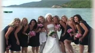 British Virgin Islands Wedding Intro