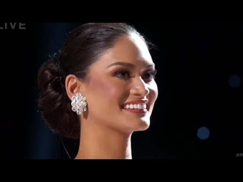 Miss Universe 2015 speaks to CNN