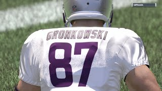 6c5a9e31755 MUT MASTER 95 OVR Rob Gronkowski BIG DEBUT PERFORMANCE! Madden 17 Ultimate  Team Gameplay