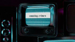 Nessa Barrett - counting crimes (Official Lyric Video)