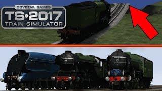 Train Simulator 2017 - Slingshot! (Challenge)