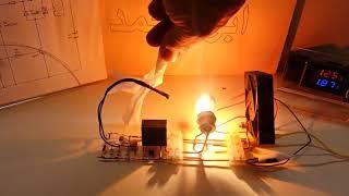 DIY Egg Incubator Thermostat ثرموستات مفاقس