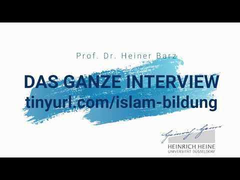 """Interview Cem Özdemir: """"3 Dinge, die jeder über den Islam wissen sollte"""" (HHU - Prof. Barz)"""