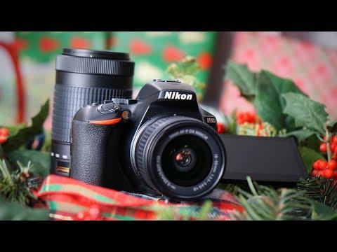Black Friday / Holiday Specials - Nikon D5600 w/ 2 Lenses