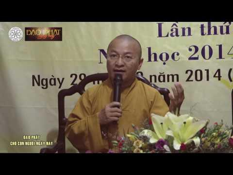 Đạo Phật cho con người ngày nay