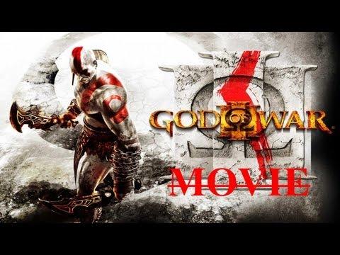 God of War III: All Cutscenes/ Full Movie