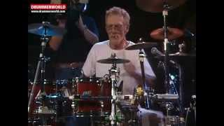 Ginger Baker: In The Moment & Drum Solo (Bill Frisell - Charlie Haden)