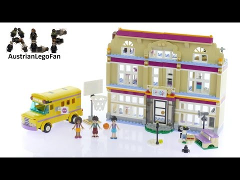 Vidéo LEGO Friends 41134 : L'école de spectacle de Heartlake City