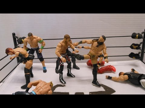 JWS - 30 Man Royal Rumble Match (Part 2)