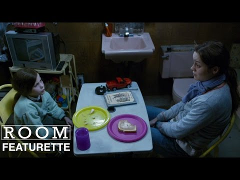 Room (Featurette 'A Vision for Room')
