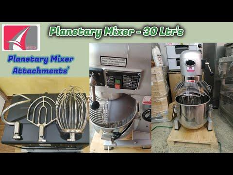Berjaya Planetary Mixer