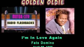 Fats Domino - I'm In Love Again - 1956