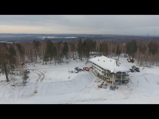 Новая техника для лыжников