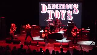 Dangerous Toys, Outlaw,  Monsters of Rock Cruise 2018