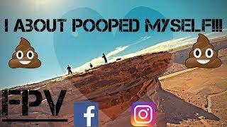 💩I about pooped My self    Utah   Flying Drones !!!!! 4k 💩